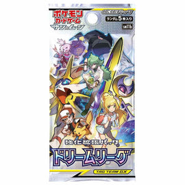 Pokemon Card 2019 Sun Moon Dream League '1 Pack'