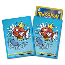 Pokemon card Sleeves Magikarp and Wailord TAG TEAM GX (64 Pcs)
