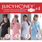 Juicy Honey Collection Cards PLUS #4 Booster BOX