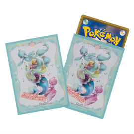 Pokemon card Sleeves Oceanic Operetta: Primarina (64 Pcs)