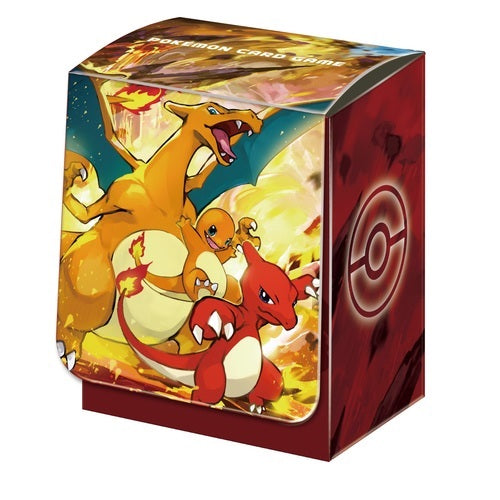 Pokemon Charizard Evolutionary Lineage Deck Case