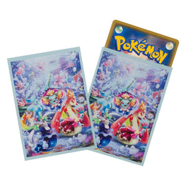 Pokemon Sleeves Oceanic Operetta: Show (64 Pcs)