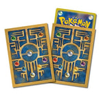Pokemon card Sleeves The Ancient Card Design (64 Pcs)