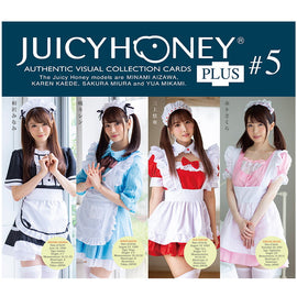 Juicy Honey Collection Cards PLUS #5 Booster BOX