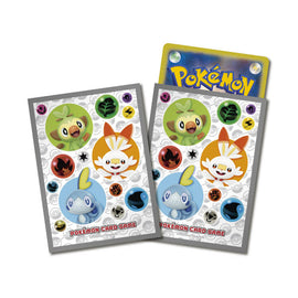 Pokemon Card 2019 Sword Shield Deck Shield Grookey Scorbunny Sobble (PRE-ORDER Nov. 29)
