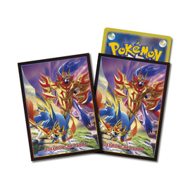 Pokemon Card Sleeves Zacian, Zamazenta (PRE-ORDER Dec. 6)