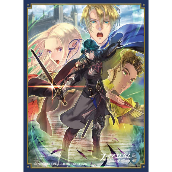 Fire Emblem 0 (Cipher) Card Sleeve (No.FE87) Byleth