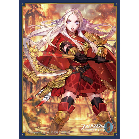 Fire Emblem 0 (Cipher) Card Sleeve (No.FE88) Edelgard