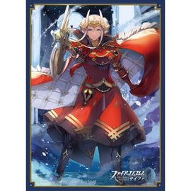 Fire Emblem 0 (Cipher) Card Sleeve (No.FE92) 'Edelgard' (PRE-ORDER Dec. 14)