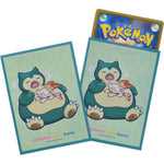 Pokemon Card Sleeves The Snorlax's Yawn