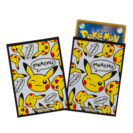 Pokemon Card 2020 Sword Shield Sleeves Pikachu