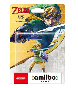 Nintendo amiibo The Legend of Zelda skyward sword Link (JP ver.)