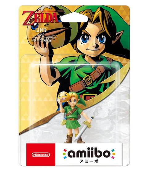 Nintendo amiibo The Legend of Zelda Majoras Mask LINK (JP ver.)