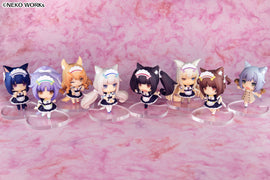 Nekopara Cats Paradise Trading Figure Box ~in 8 Figures~ (BACK-ORDER Items)