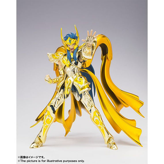 Saint Seiya Myth EX Aquarius Camus (God Cloth)