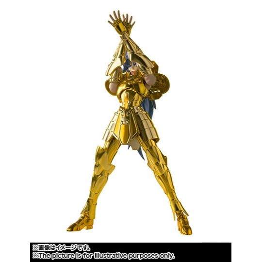 Saint Seiya Saint Cloth Myth EX Gemini Saga (God Cloth) Saga Saga Premium Set