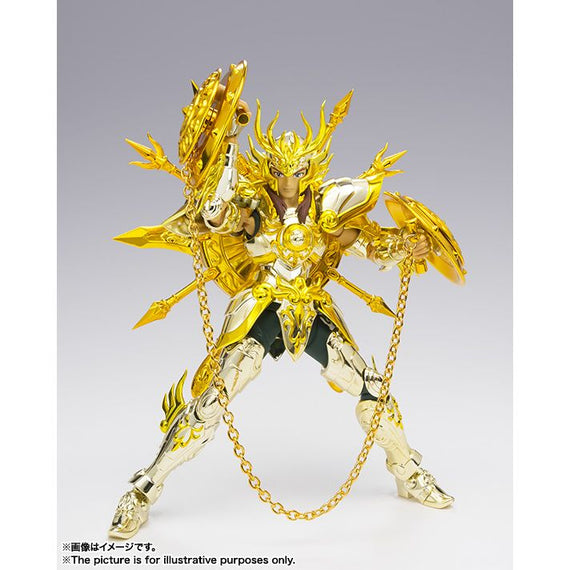 Saint Seiya Myth Cloth EX Libra Dohk (God Cloth)