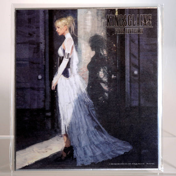 KINGSGLAIVE Final Fantasy XV FF15 Lunafreya 'shikishi art board'