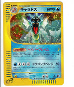 Pokemon Card 2002 Gyarados Skyridge Mysterious Mountains 028 [1st Edition]