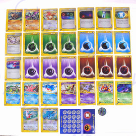 Pokemon Card 2002 Alto Mare's Latias Latios Theater Limited VS Pack (ALL include)