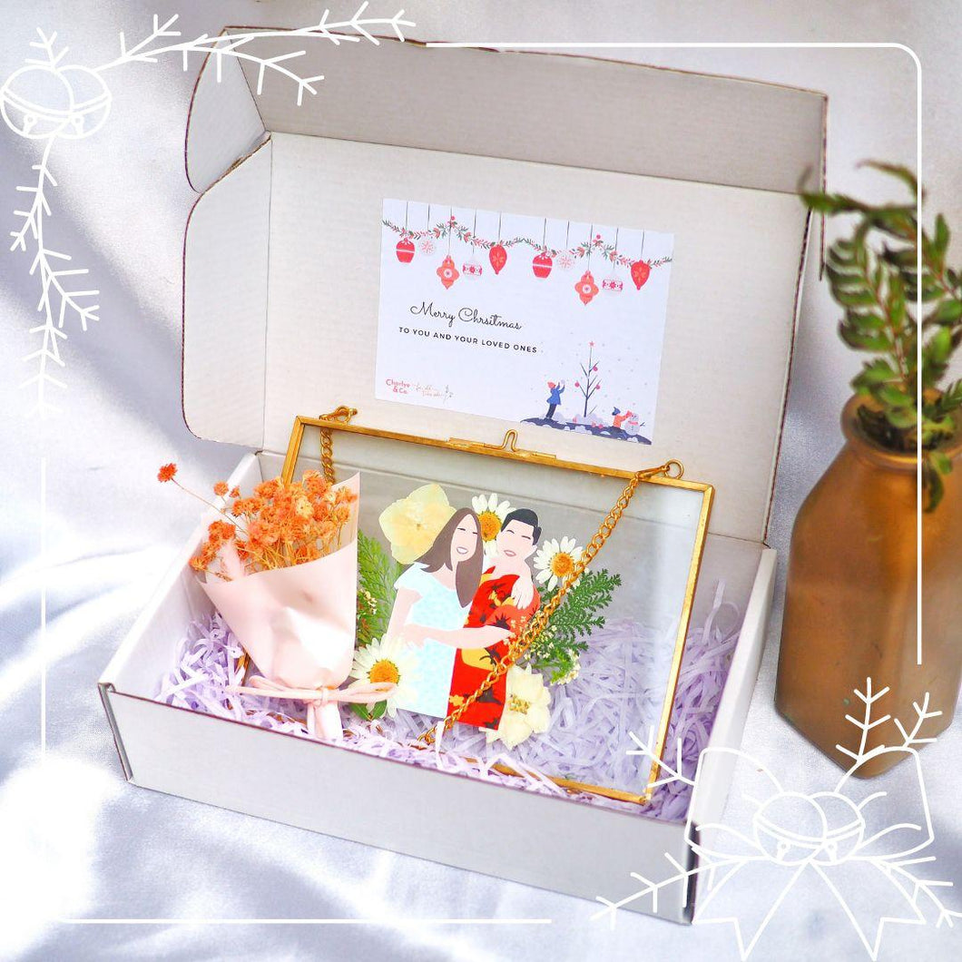 Christmas Photoframe (Preorder)