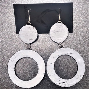Saturn Rings - Earrings