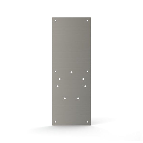 Purleve 1006 Push-Pull Handle Door Plate