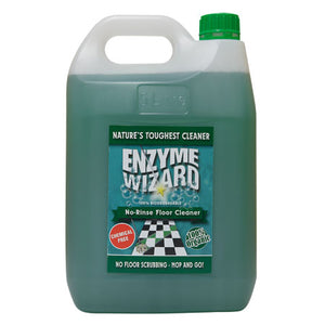 enzyme wizard floor cleaner 5 l