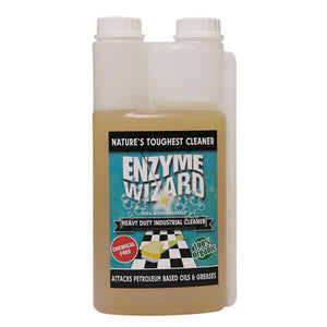 Enzyme Wizard Heavy Duty Industrial Cleaner 1 Litre