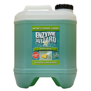 Enzyme Wizard All Purpose Surface Cleaner 20 Litre