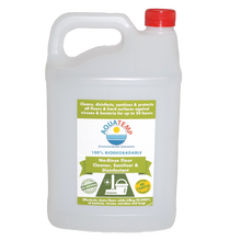 Load image into Gallery viewer, Aquatemp No-Rinse Floor Cleaner, Sanitiser & Disinfectant 5 Litre