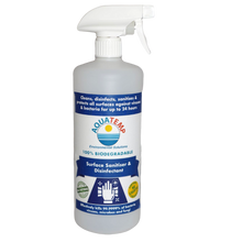 Load image into Gallery viewer, Aquatemp Surface Sanitiser & Disinfectant 1 Litre