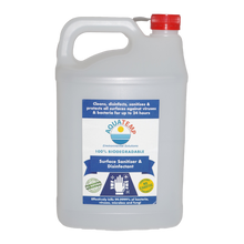 Load image into Gallery viewer, Aquatemp Surface Sanitiser & Disinfectant 5 Litre
