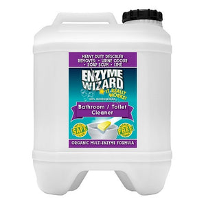 Enzyme Wizard Toilet Bowl Cleaner 20 litre