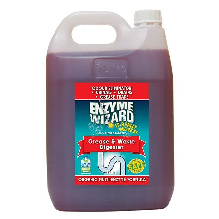 enzyme wizard grease digestor 5l