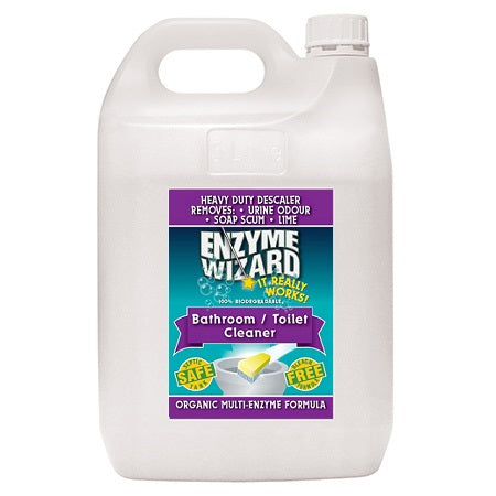 enzyme toilet cleaner 5 litre