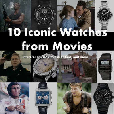 10 Iconic Watches in Movies That Will Amaze You