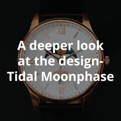 Tidal Moonphase- A deeper look at the design