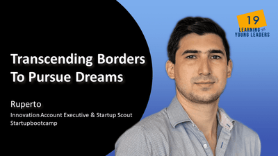 Transcending Borders To Pursue Dreams | Ruperto | EP 19