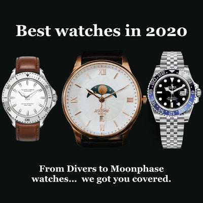 Best watches in 2020