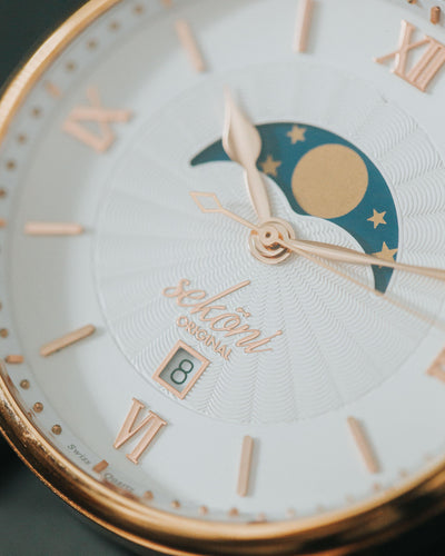 Why Moonphase watches are the next trend