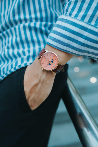 Why salmon dial watches are so desirable by watch lovers?