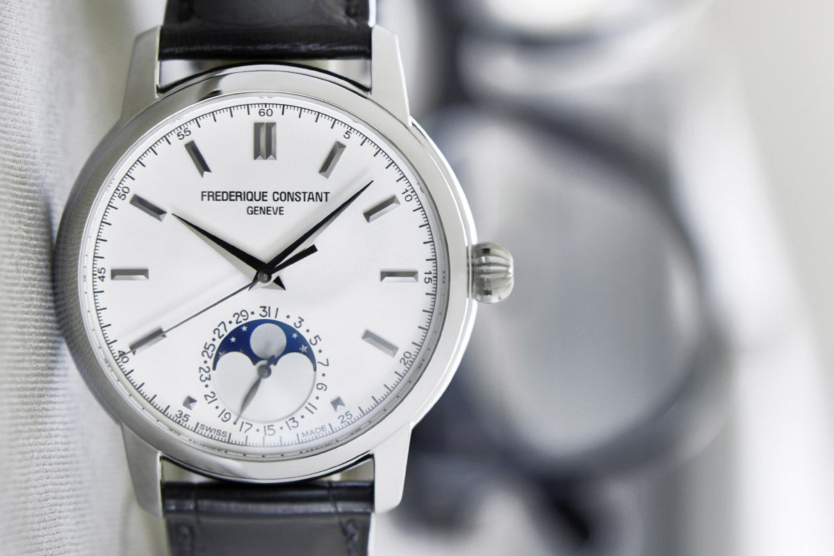 Frederique Constant Moonphase Watches