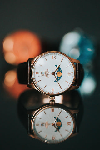 Sekoni Original Affordable and Luxury Tidal Moonphase Watch
