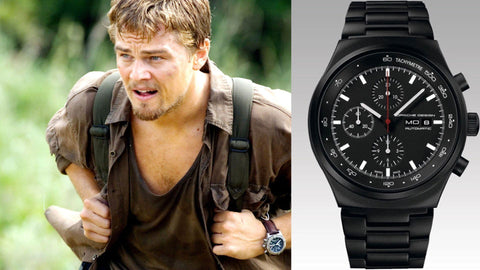 The Breitling Chrono Avenger from ​Blood Diamond (2006)- Sekoni Original- Affordable and Luxury Moonphase watches for Men and Women- Blog about watches- Best Moonphase, best movies and films watches