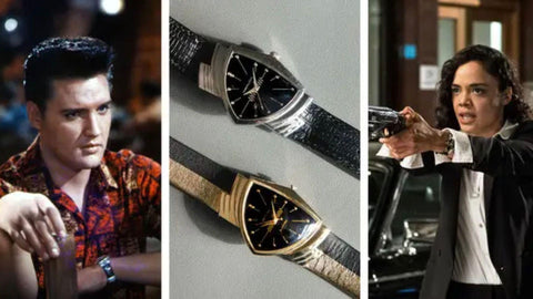 The Hamilton Ventura from ​Blue Hawaii​ (1961) and ​Men in Black ​(1997)- Sekoni Original- Affordable and Luxury Moonphase watches for Men and Women- Blog about watches- Best Moonphase, best movies and films watches