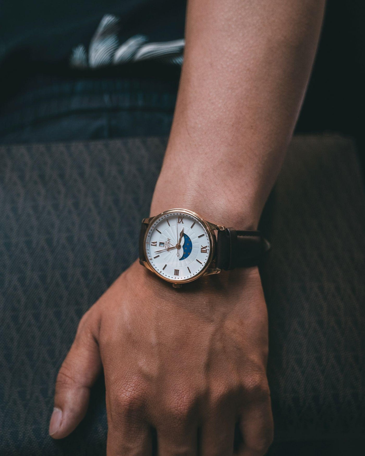 Best Moonphase Watches for Men- Under $500 affordable watch