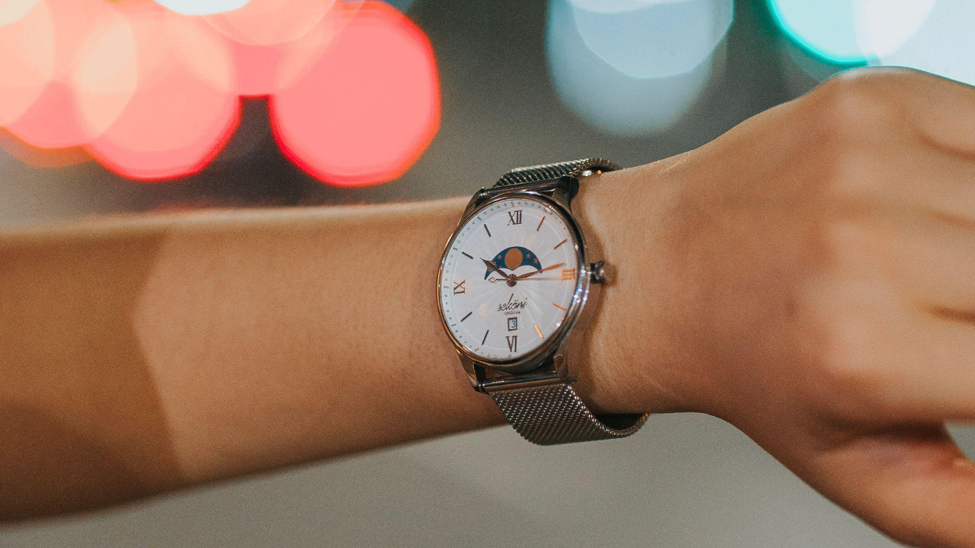 Best Moonphase watches for women- Affordable and under $500