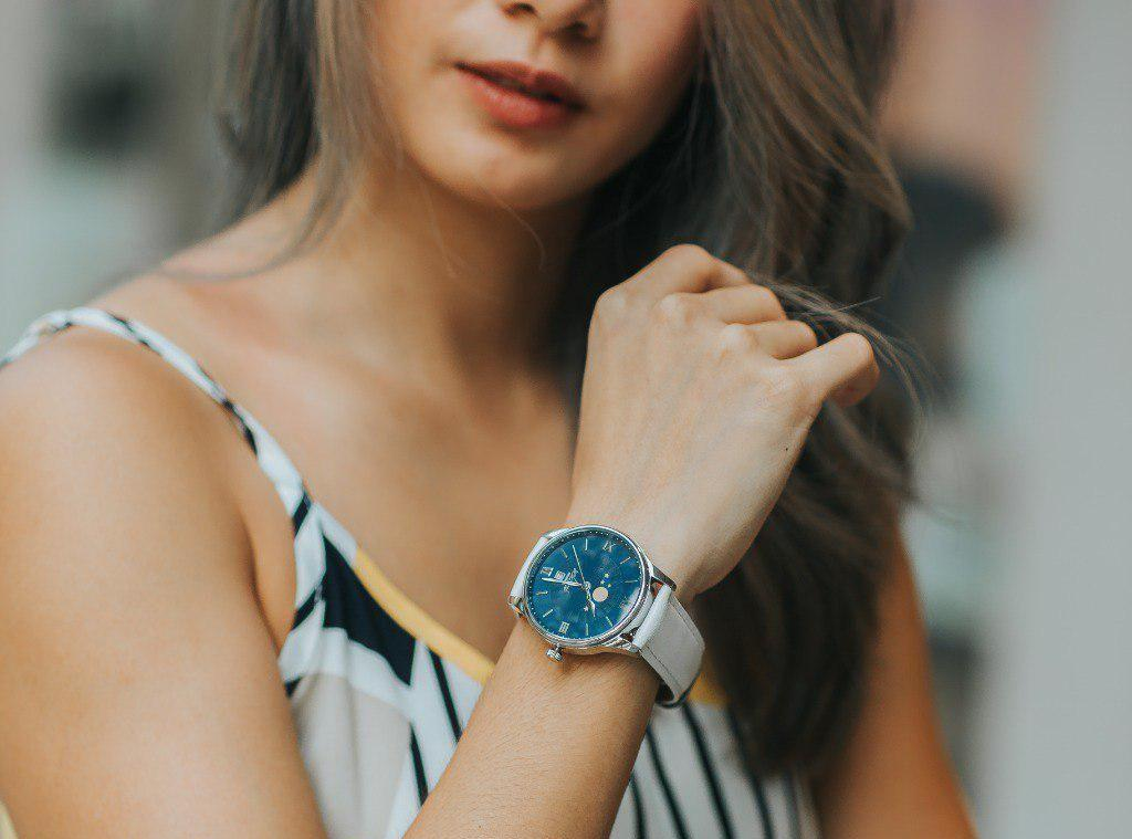 Stylish and Fashionable Women's Watches- Affordable Swiss Movement Moonphase Luxury Watches