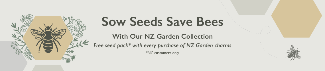 Sow Seeds, Save Bees